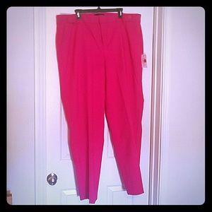 Pink Eloquii pants